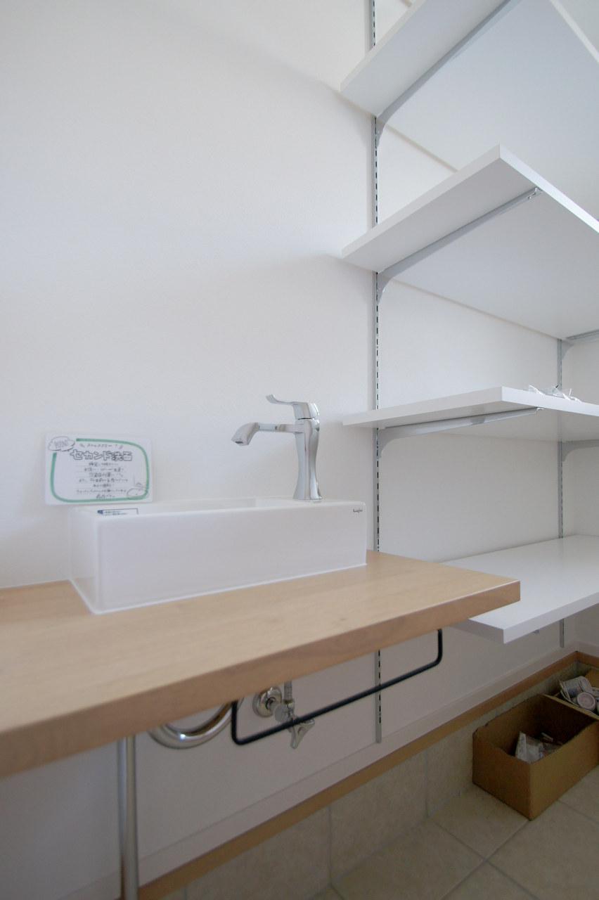 手洗いコーナー写真4